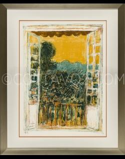 The window workshop - Cottavoz 1973