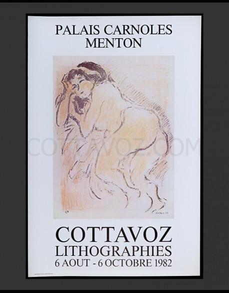 Affiche exposition 1982