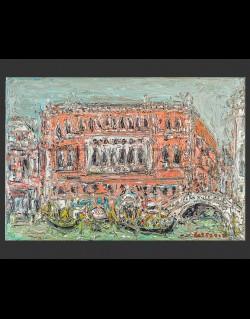 Palais à Venise - Cottavoz