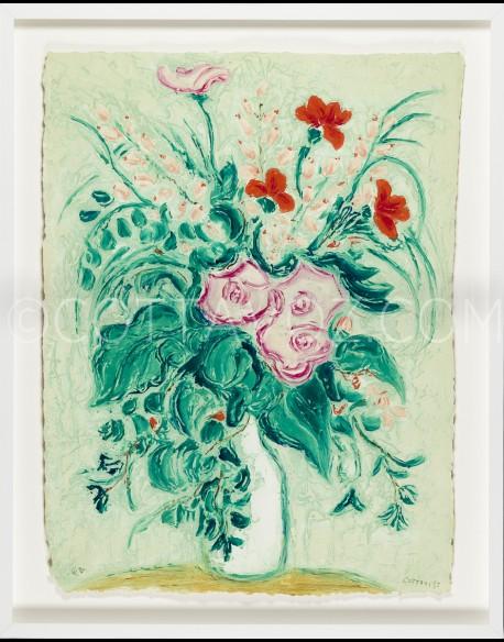 Les trois roses - Cottavoz 1995