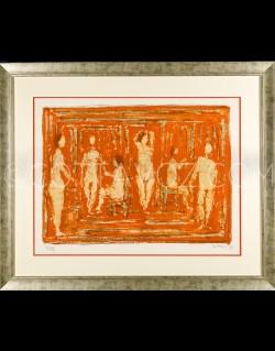 Red sauna - Cottavoz 1973
