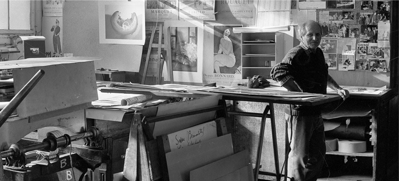 La Boutique COTTAVOZ.COM , Œuvre d'André COTTAVOZ, peintures, dessins et lithographies